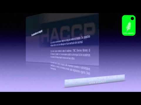 CONSULENTI HACCP ROMA MANUALE HACCP  ARRIVO MERCI CORSI ONLINE HACCP