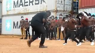 Sconto dancing video