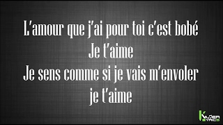 Mr LEO feat HIRO - Je t'aime [Paroles - Lyrics]