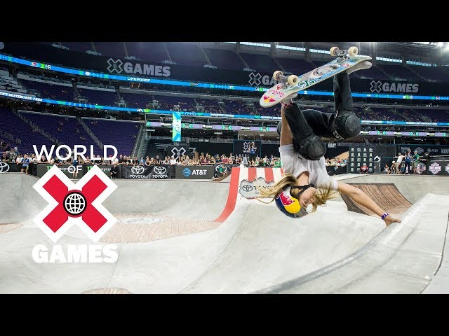 Brighton Zeuner: No. 3 Moment of 2017 | World of X Games