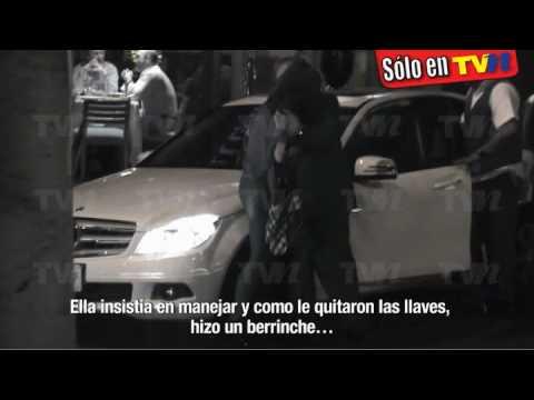 Karla Álvarez tremenda borrachera se pone en público