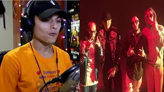 Te Bote Remix - Casper, Nio García, Darell, Nicky Jam, Bad Bunny, Ozuna (Versión Bolero) Reaccion
