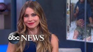 Sofia Vergara Takes Over as 'GMA' Celebrity Guest Correspondent