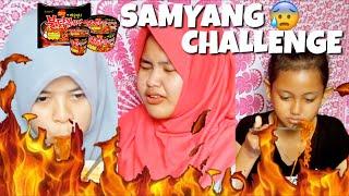 Arghhh!! SAMYANG CHALLENGE!
