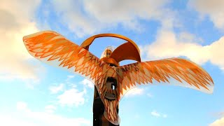 ALL 5 DRAGON MASTERS NINJAGO SEASON 9 FLIGHT TEST
