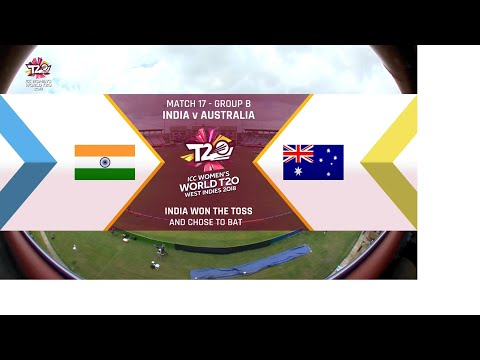 Xxx Mp4 India V Australia Women 39 S World T20 2018 Highlights 3gp Sex