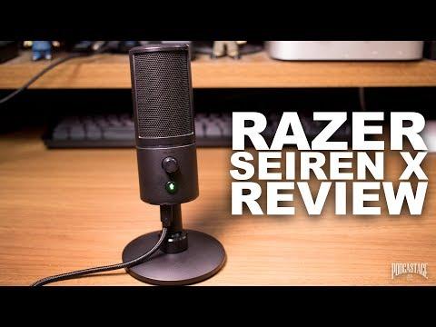 Xxx Mp4 Razer Seiren X USB Mic Review Test 3gp Sex