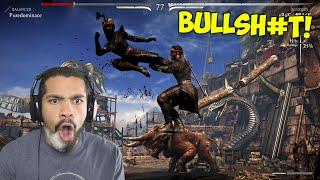 I GOT MY ASS WHOOPED ONLINE!! | Mortal Kombat XL [MKXL Online]