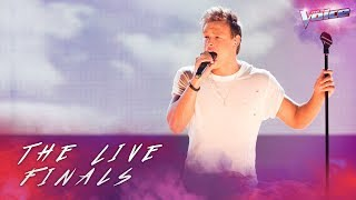 Trent Bell sings The Horses | The Voice Australia 2018
