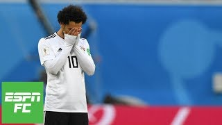 Mohamed Salah, Egypt all but done at 2018 World Cup after 3-1 loss to Russia | ESPN FC