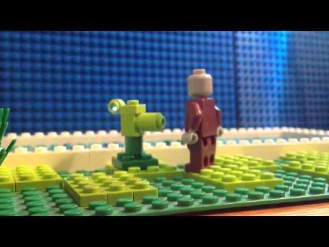 LEGO PvZ Ninja Zombie A Brickfilm
