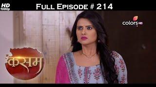 Kasam - 29th December 2016 - कसम - Full Episode (HD)