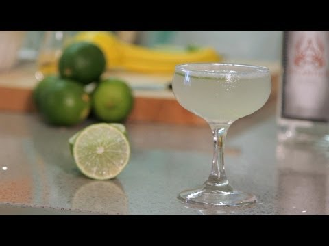 How to Make a Daiquiri Cocktail Recipes