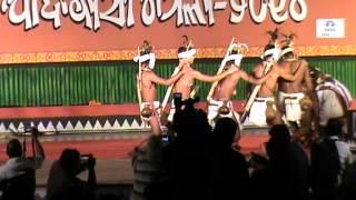 Tribal dance at Tribal festival 2014, Bhubaneswar