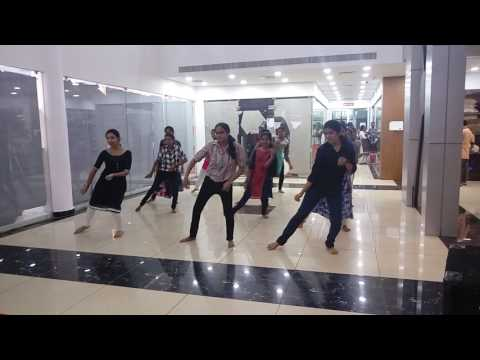 IMA THALASSERY flash mob 2017