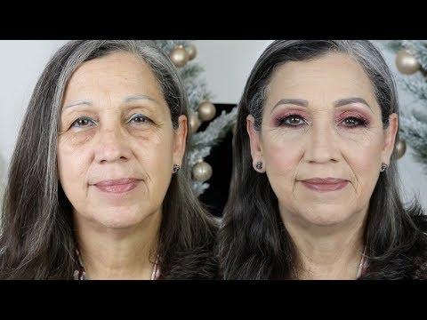Xxx Mp4 Maquillaje Para Pieles Maduras TRANSFORME A MI MAMA 3gp Sex
