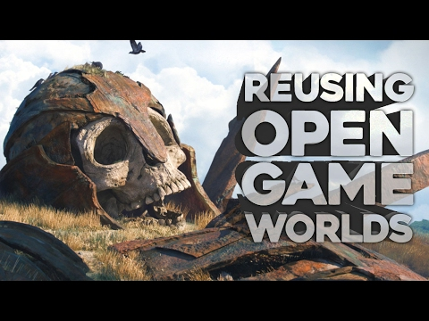 Why Don t Game Developers RE USE Open Worlds