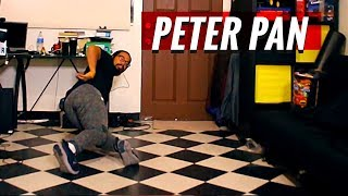 peter pan | breakdance moves for beginners