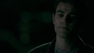 The Vampire Diaries: 8x05 - Elena and Tyler's memories and goodbye [HD]
