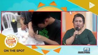 ON THE SPOT: Pagtuon - tugon sa mga Pilipinong may