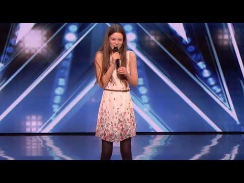 Xxx Mp4 Shy 13 Year Old Stuns 'America S Got Talent' Judges With Otis Redding Song 3gp Sex