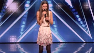 Shy 13-Year-Old Stuns 'America