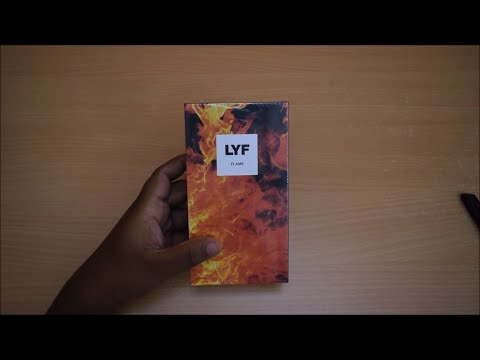 Reliance LYF Flame 6 Rs 3000 Budget 4G Smartphone Unboxing and Overview