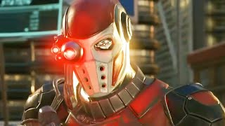 Injustice 2: Deadshot Gameplay, Super Move & Intro With Batman! (Injustice Gods Among Us 2)