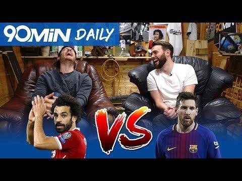 Xxx Mp4 Is Mo Salah Worth 200m Can We Compare Mo Salah To Lionel Messi Mourinho Slates Luke Shaw 90min 3gp Sex