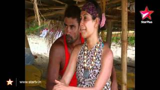 VEG VS NON-VEG - Survivor India Uncut