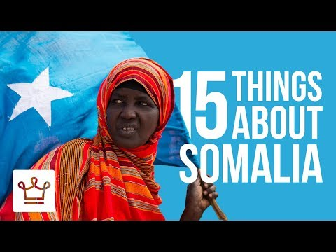 Xxx Mp4 15 Things You Didn T Know About Somalia 3gp Sex
