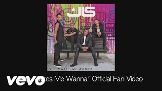 JLS - 'She Makes Me Wanna' Official Fan Video ft. Dev