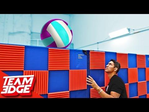Blind VolleyBall Challenge 🏐