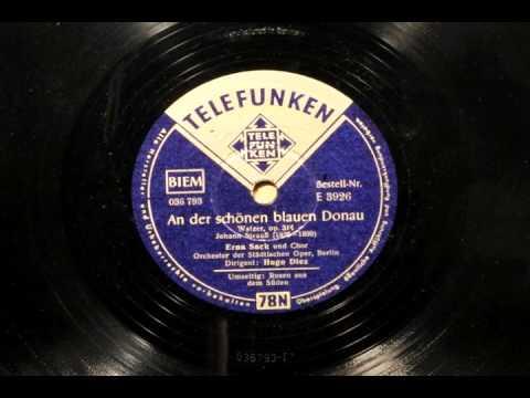 Xxx Mp4 Erna Sack Sings Blue Danube By Johann Strauss New Version 3gp Sex