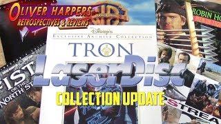 LaserDisc Collection Update (2018)