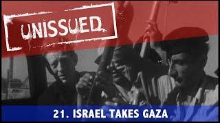 Unissued Nº21 - Israel Takes Gaza (1956)