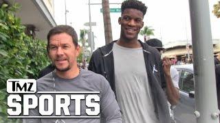 Mark Wahlberg -- 'Tom Brady's the Jimmy Butler of Football' | TMZ Sports