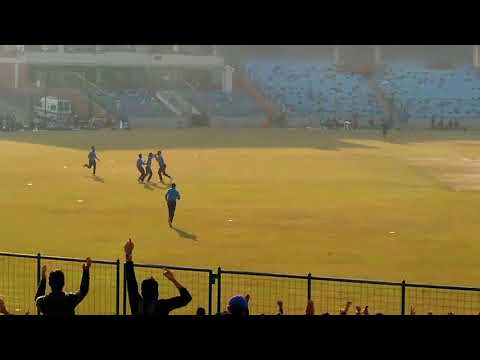 Xxx Mp4 Amazing Catch By Manzoor Pandav Against Punjab 14 01 2018 3gp Sex