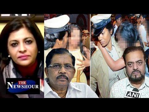 Bengaluru Mass Molestation: Should Sexist Netas Be SACKED?: The Newshour Debate (3rd Jan)