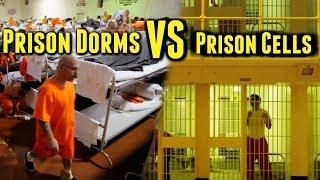 Low Level Prisons VS Max ( The major differences between them )