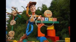 Toy Story Land - 2018 | Disney's Hollywood Studios | Disney • Pixar