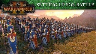 Total War: WARHAMMER 2 Beginner's Guide - Setting Up for Battle