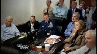 Inside The Situation Room with President Obama Rock Center Killing Of Osama Bin Laden