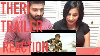 Theri Trailer Reaction | Vijay, Amy Jackson, | by Rajdeep