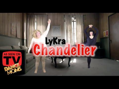 LyKra Chandelier   by: Sia