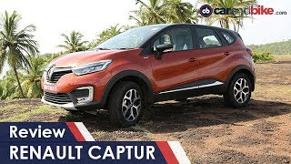 Renault Captur SUV Review 2017   NDTV CarAndBike