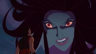 Sinbad Legend of the Seven Seas Fandub - Sinbad Outsmarts Eris - Eris Fandub - Arashi