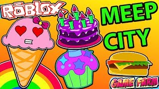 BECOMING A MASTER CHEF IN MEEP CITY KITCHEN!   ROBLOX