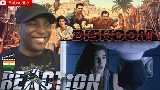 Dishoom Official Trailer REACTION! John Abraham, Varun Dhawan, Jacqueline Fernandez
