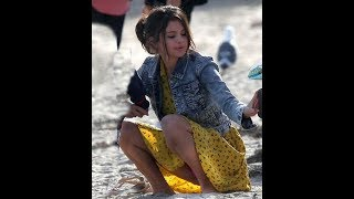 Selena Gomez Unveils It All   Upskirt, Cameltoe And See Through The Clothing